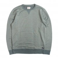 <img class='new_mark_img1' src='https://img.shop-pro.jp/img/new/icons50.gif' style='border:none;display:inline;margin:0px;padding:0px;width:auto;' />FAHRETY BRAND FRENCH TERRY CREW NECK CHARCOAL