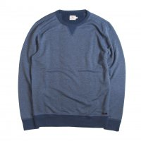 <img class='new_mark_img1' src='https://img.shop-pro.jp/img/new/icons50.gif' style='border:none;display:inline;margin:0px;padding:0px;width:auto;' />FAHRETY BRAND FRENCH TERRY CREW NECK NAVY