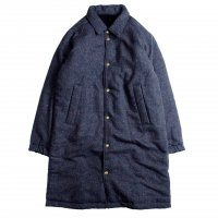 <img class='new_mark_img1' src='//img.shop-pro.jp/img/new/icons50.gif' style='border:none;display:inline;margin:0px;padding:0px;width:auto;' />VOO REV Long Long Coat NAVY COMBO