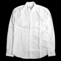 <img class='new_mark_img1' src='//img.shop-pro.jp/img/new/icons15.gif' style='border:none;display:inline;margin:0px;padding:0px;width:auto;' />Corridor oxford shirt WHITE