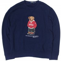 <img class='new_mark_img1' src='https://img.shop-pro.jp/img/new/icons50.gif' style='border:none;display:inline;margin:0px;padding:0px;width:auto;' />POLO by RALPH LAUREN POLO BEAR CREW NECK SWEAT