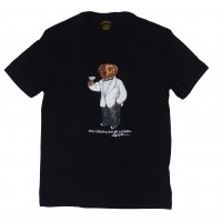 <img class='new_mark_img1' src='https://img.shop-pro.jp/img/new/icons50.gif' style='border:none;display:inline;margin:0px;padding:0px;width:auto;' />POLO by Ralph Lauren POLO BEAR S/STEE BLACK