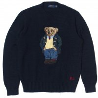<img class='new_mark_img1' src='https://img.shop-pro.jp/img/new/icons15.gif' style='border:none;display:inline;margin:0px;padding:0px;width:auto;' />POLO by RALPH LAUREN POLO BEAR SEWEATER