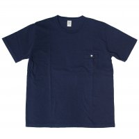 <img class='new_mark_img1' src='//img.shop-pro.jp/img/new/icons15.gif' style='border:none;display:inline;margin:0px;padding:0px;width:auto;' />Jackman Pocket T-shirt NAVY