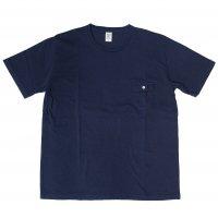 <img class='new_mark_img1' src='https://img.shop-pro.jp/img/new/icons50.gif' style='border:none;display:inline;margin:0px;padding:0px;width:auto;' />Jackman Pocket T-shirt NAVY