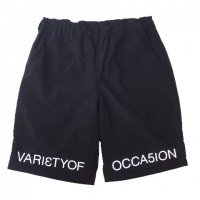 <img class='new_mark_img1' src='//img.shop-pro.jp/img/new/icons15.gif' style='border:none;display:inline;margin:0px;padding:0px;width:auto;' />VOO SAFETY NYLON SHORTS BLACK