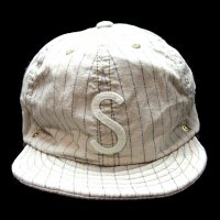 <img class='new_mark_img1' src='//img.shop-pro.jp/img/new/icons15.gif' style='border:none;display:inline;margin:0px;padding:0px;width:auto;' />DECHO BALL CAP STRIPE BEIGE