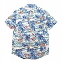 <img class='new_mark_img1' src='//img.shop-pro.jp/img/new/icons15.gif' style='border:none;display:inline;margin:0px;padding:0px;width:auto;' /> FAHRTY RAYON HAWAIIAN SHIRTS Tahitian Dreams