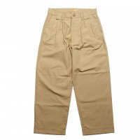 <img class='new_mark_img1' src='//img.shop-pro.jp/img/new/icons15.gif' style='border:none;display:inline;margin:0px;padding:0px;width:auto;' />VOO RIP STOP TROUSER PANTS BEIGE