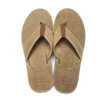 <img class='new_mark_img1' src='https://img.shop-pro.jp/img/new/icons50.gif' style='border:none;display:inline;margin:0px;padding:0px;width:auto;' />FAHERTY BRAND LEATHER SANDAL LIGHT.BROWN