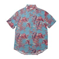 <img class='new_mark_img1' src='//img.shop-pro.jp/img/new/icons15.gif' style='border:none;display:inline;margin:0px;padding:0px;width:auto;' />FAHERTY BRAND LEAF HAWAIIAN PRINT SHIRT