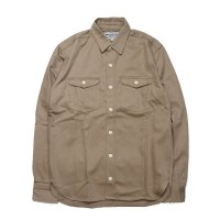 <img class='new_mark_img1' src='https://img.shop-pro.jp/img/new/icons15.gif' style='border:none;display:inline;margin:0px;padding:0px;width:auto;' />KNICKER BOCKER MFG Rumble Shirt KHAKI