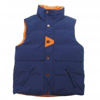 <img class='new_mark_img1' src='//img.shop-pro.jp/img/new/icons15.gif' style='border:none;display:inline;margin:0px;padding:0px;width:auto;' />Nasngwam.GASHER VEST NAVY