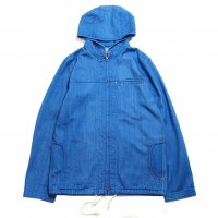 <img class='new_mark_img1' src='//img.shop-pro.jp/img/new/icons15.gif' style='border:none;display:inline;margin:0px;padding:0px;width:auto;' />Nasngwam. COUNTRY ZIP PARKA DENIM