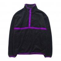 <img class='new_mark_img1' src='//img.shop-pro.jp/img/new/icons15.gif' style='border:none;display:inline;margin:0px;padding:0px;width:auto;' />VOO FLEECE PULL JKT BLACK