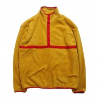 <img class='new_mark_img1' src='https://img.shop-pro.jp/img/new/icons15.gif' style='border:none;display:inline;margin:0px;padding:0px;width:auto;' />VOO FLEECE PULL JKT MUSTARD
