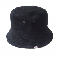 <img class='new_mark_img1' src='//img.shop-pro.jp/img/new/icons50.gif' style='border:none;display:inline;margin:0px;padding:0px;width:auto;' />VOO SUEDE HAT by DECHO BLACK