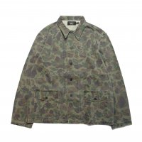 <img class='new_mark_img1' src='//img.shop-pro.jp/img/new/icons15.gif' style='border:none;display:inline;margin:0px;padding:0px;width:auto;' />RRL Camo Twill Overshirt