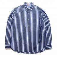 <img class='new_mark_img1' src='https://img.shop-pro.jp/img/new/icons50.gif' style='border:none;display:inline;margin:0px;padding:0px;width:auto;' />LAMOND STRIPE SHIRTS NAVY