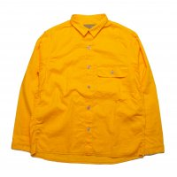 <img class='new_mark_img1' src='https://img.shop-pro.jp/img/new/icons50.gif' style='border:none;display:inline;margin:0px;padding:0px;width:auto;' />VOO LINEN ALLROUND SHIRTS WORK YELLOW