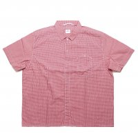 <img class='new_mark_img1' src='https://img.shop-pro.jp/img/new/icons50.gif' style='border:none;display:inline;margin:0px;padding:0px;width:auto;' />NECESSARY or UNNECESSARY NEW GARAGE GINGHAM RED CHECK