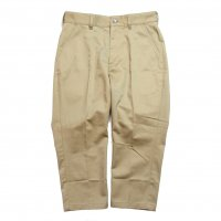 <img class='new_mark_img1' src='//img.shop-pro.jp/img/new/icons15.gif' style='border:none;display:inline;margin:0px;padding:0px;width:auto;' />LIFT UP T/C 9L PANTS BEIGE