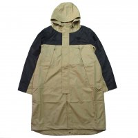 <img class='new_mark_img1' src='https://img.shop-pro.jp/img/new/icons15.gif' style='border:none;display:inline;margin:0px;padding:0px;width:auto;' />VOO LONG LONG Mt. PARKA BEIGE BLACK