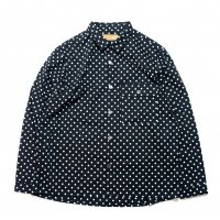 <img class='new_mark_img1' src='//img.shop-pro.jp/img/new/icons15.gif' style='border:none;display:inline;margin:0px;padding:0px;width:auto;' />VOO ALLROUND SHIRTS BLACK DOT