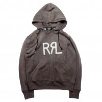 <img class='new_mark_img1' src='//img.shop-pro.jp/img/new/icons15.gif' style='border:none;display:inline;margin:0px;padding:0px;width:auto;' />RRL LOGO FLEECE HOODY
