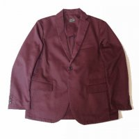 <img class='new_mark_img1' src='https://img.shop-pro.jp/img/new/icons15.gif' style='border:none;display:inline;margin:0px;padding:0px;width:auto;' />LIFT UP TAILORED JACKET BURGUNDY