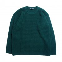<img class='new_mark_img1' src='//img.shop-pro.jp/img/new/icons15.gif' style='border:none;display:inline;margin:0px;padding:0px;width:auto;' />Nasngwam. YARAD SWEATER EX GREEN