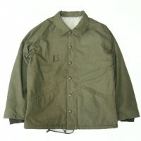<img class='new_mark_img1' src='https://img.shop-pro.jp/img/new/icons50.gif' style='border:none;display:inline;margin:0px;padding:0px;width:auto;' />FIVE BROTHER MILITARY REMEKE COACH JACKET