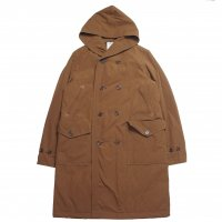 <img class='new_mark_img1' src='https://img.shop-pro.jp/img/new/icons50.gif' style='border:none;display:inline;margin:0px;padding:0px;width:auto;' />JACKMAN Spectator Coat BROWN