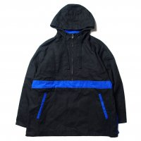 <img class='new_mark_img1' src='//img.shop-pro.jp/img/new/icons15.gif' style='border:none;display:inline;margin:0px;padding:0px;width:auto;' />VOO WAXED PO JACKET BLACK