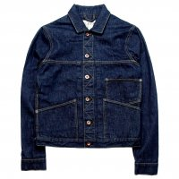 <img class='new_mark_img1' src='https://img.shop-pro.jp/img/new/icons50.gif' style='border:none;display:inline;margin:0px;padding:0px;width:auto;' />BLKSMTH DENIM TRUCKER JACKET
