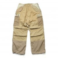 <img class='new_mark_img1' src='https://img.shop-pro.jp/img/new/icons50.gif' style='border:none;display:inline;margin:0px;padding:0px;width:auto;' />Nasngwam.BARBARIAN PANTS BEIGE