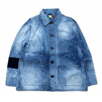 <img class='new_mark_img1' src='https://img.shop-pro.jp/img/new/icons50.gif' style='border:none;display:inline;margin:0px;padding:0px;width:auto;' />VOO INDG PATCHWORK JKT INDIGO