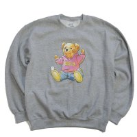 <img class='new_mark_img1' src='//img.shop-pro.jp/img/new/icons15.gif' style='border:none;display:inline;margin:0px;padding:0px;width:auto;' />RELAX FIT 1919 BOLO BEAR CREW GRAY