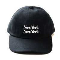 <img class='new_mark_img1' src='https://img.shop-pro.jp/img/new/icons50.gif' style='border:none;display:inline;margin:0px;padding:0px;width:auto;' />Corridor New York New York Cap - Black
