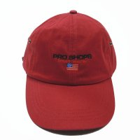 <img class='new_mark_img1' src='//img.shop-pro.jp/img/new/icons15.gif' style='border:none;display:inline;margin:0px;padding:0px;width:auto;' />RELAX FIT PRO SHOPS GHOST HUNTER CAP RED