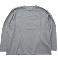 <img class='new_mark_img1' src='https://img.shop-pro.jp/img/new/icons50.gif' style='border:none;display:inline;margin:0px;padding:0px;width:auto;' />NECESSARY or UNNECESSARY L/S T-SHIRT GRAY
