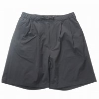 <img class='new_mark_img1' src='//img.shop-pro.jp/img/new/icons15.gif' style='border:none;display:inline;margin:0px;padding:0px;width:auto;' />MOUNTAIN EQUIPMENT RELAXING WIDE SHORTS BLACK