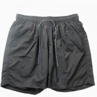 <img class='new_mark_img1' src='https://img.shop-pro.jp/img/new/icons15.gif' style='border:none;display:inline;margin:0px;padding:0px;width:auto;' />MOUNTAIN EQUIPMENT PUCKERRING WATER SHORTS BLACK