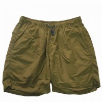 <img class='new_mark_img1' src='https://img.shop-pro.jp/img/new/icons15.gif' style='border:none;display:inline;margin:0px;padding:0px;width:auto;' />MOUNTAIN EQUIPMENT PUCKERRING WATER SHORTS OLIVE