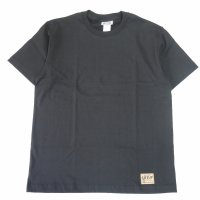 <img class='new_mark_img1' src='https://img.shop-pro.jp/img/new/icons55.gif' style='border:none;display:inline;margin:0px;padding:0px;width:auto;' />LIFT UP U.S made s/s crew Tee BLACK