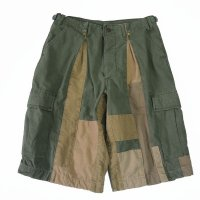 <img class='new_mark_img1' src='https://img.shop-pro.jp/img/new/icons15.gif' style='border:none;display:inline;margin:0px;padding:0px;width:auto;' />ANACHRONORM ReSHAPE SHORTS KHAKI