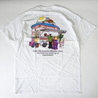 <img class='new_mark_img1' src='https://img.shop-pro.jp/img/new/icons50.gif' style='border:none;display:inline;margin:0px;padding:0px;width:auto;' />RELAX FIT×JP's vender61 TEE WHITE