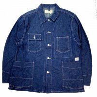 <img class='new_mark_img1' src='https://img.shop-pro.jp/img/new/icons50.gif' style='border:none;display:inline;margin:0px;padding:0px;width:auto;' />ANACHRONORM DENIM COVERALL ONE WASH