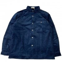 <img class='new_mark_img1' src='https://img.shop-pro.jp/img/new/icons50.gif' style='border:none;display:inline;margin:0px;padding:0px;width:auto;' />SPINNER BAIT OGURI DOT SHIRT CORDUROY NAVY