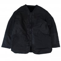 <img class='new_mark_img1' src='https://img.shop-pro.jp/img/new/icons15.gif' style='border:none;display:inline;margin:0px;padding:0px;width:auto;' />Nasngwam. GRIZZLY JACKET BLACK